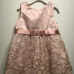 Rare Editions Dresses - 18M Formal Pink Dress